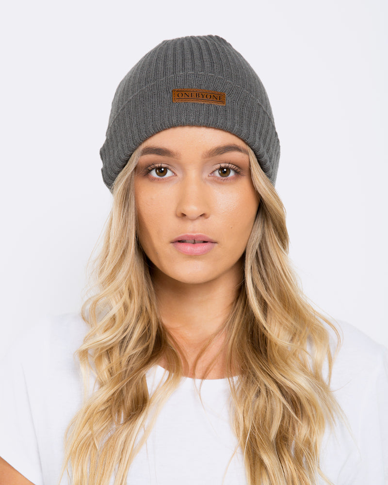 Swedish Grey Beanie