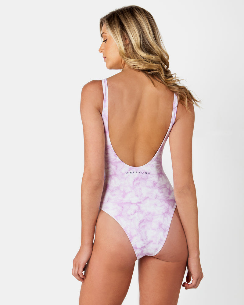 Cotton Candy Swimsuit