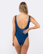 Blank Navy Swimsuit