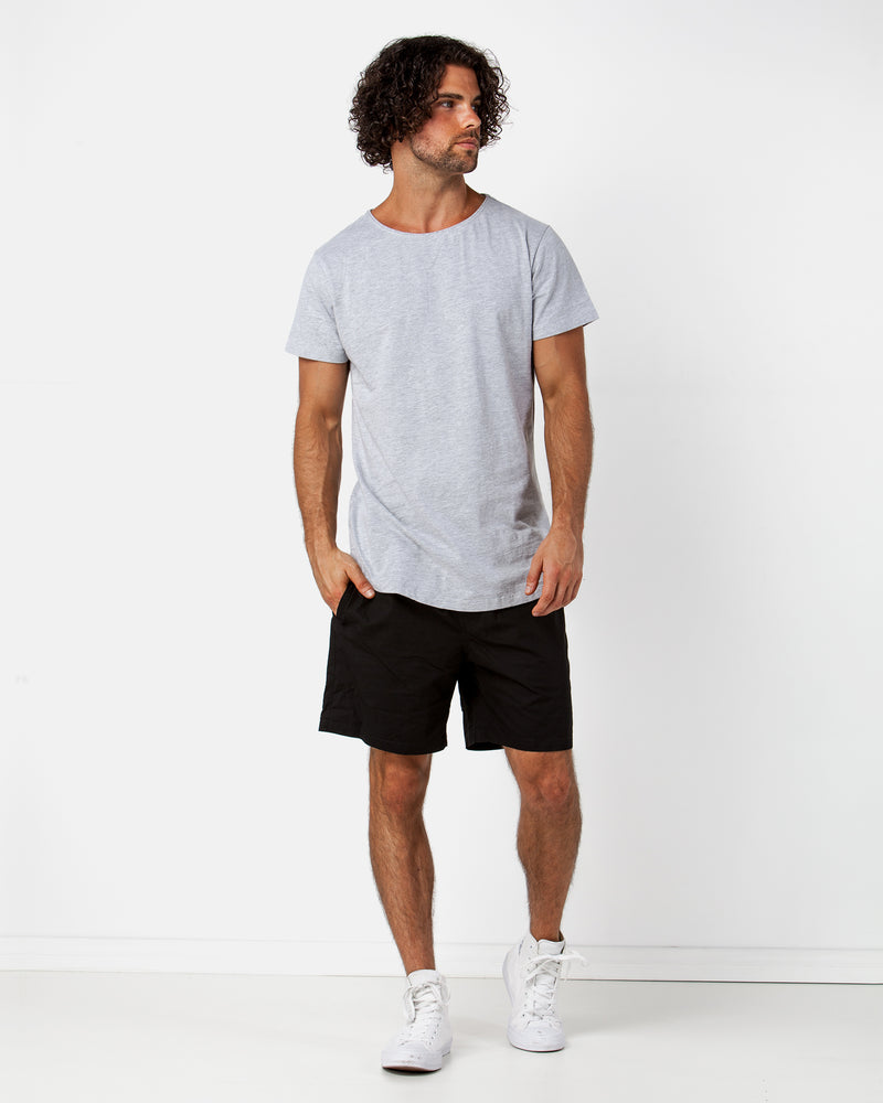 AS Colour Black Walk Shorts