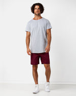 AS Colour Maroon Walk Shorts