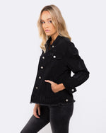 Janet Black Jacket