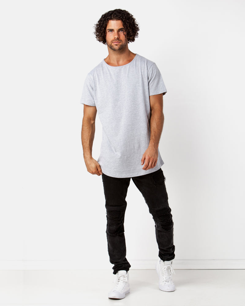 Classic Marble Grey Tee