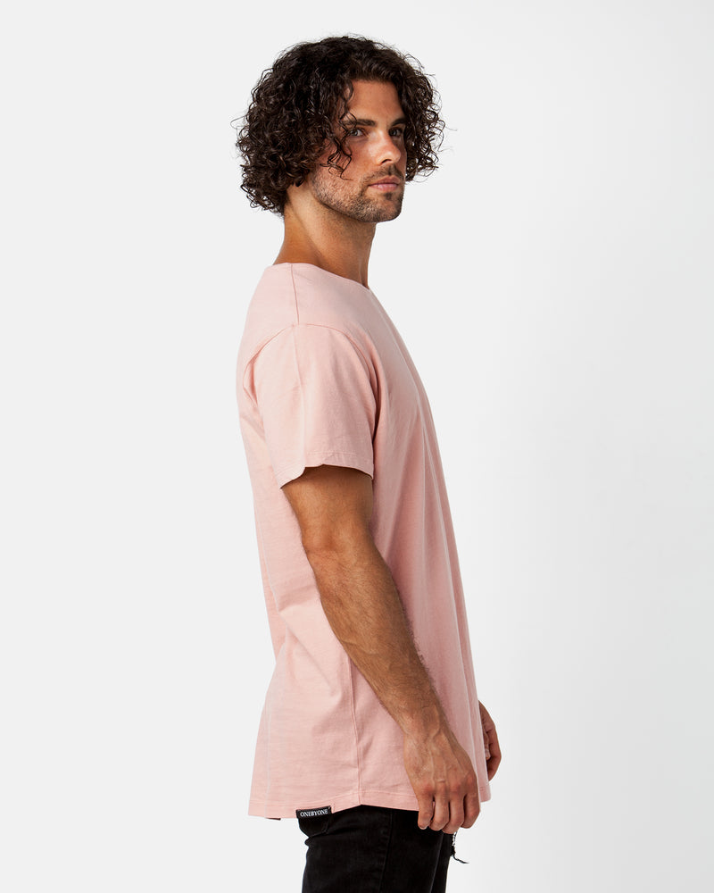 Classic Pale Pink Tee