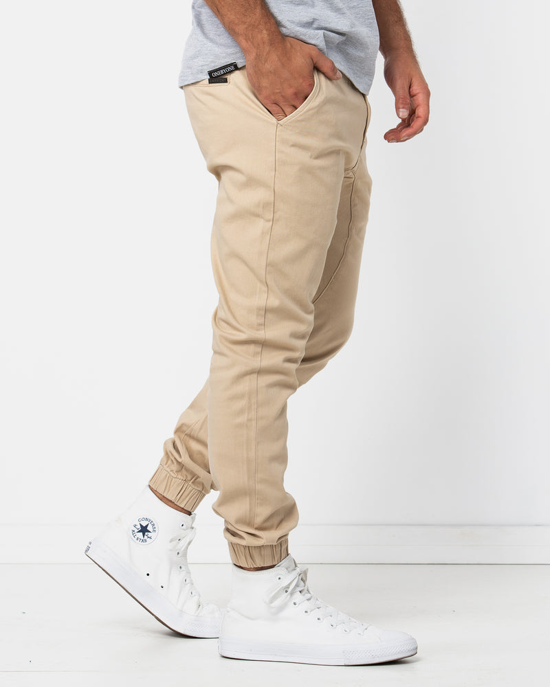 Elliot Tan Pants