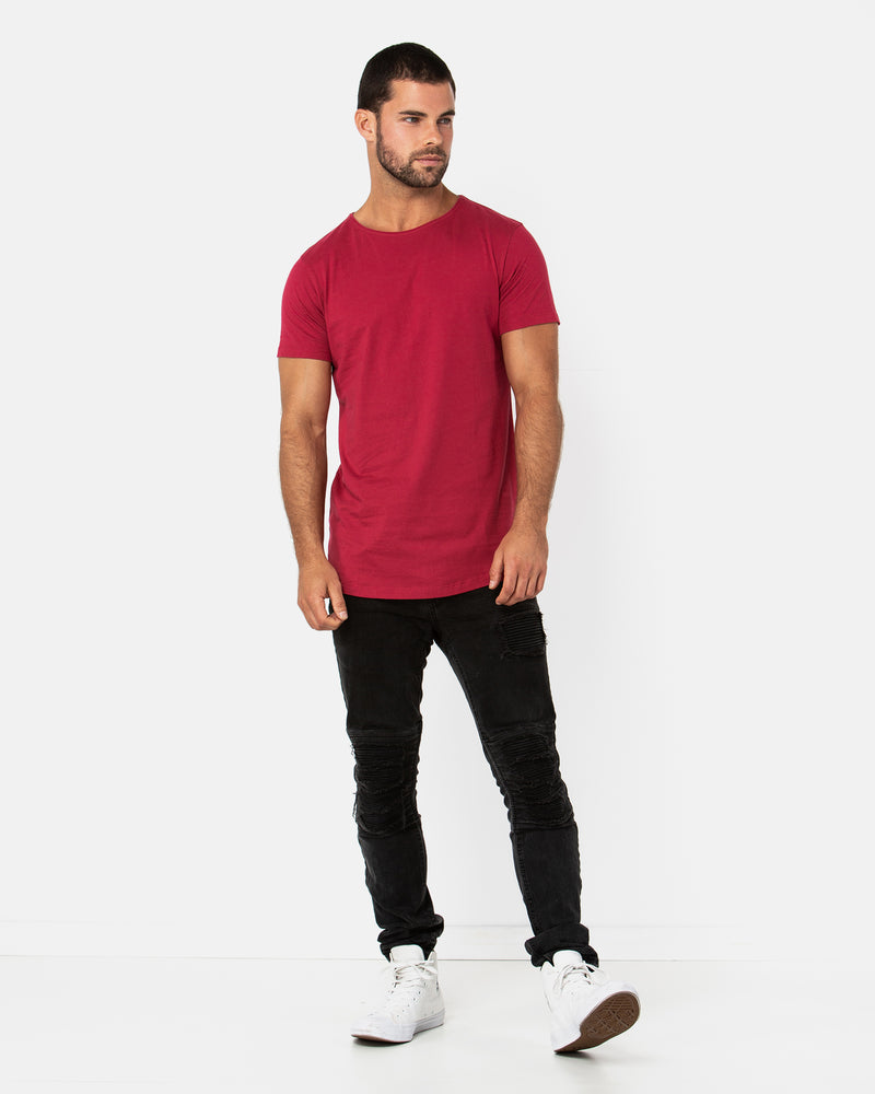 Backstage Red Tee