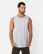 Roots Marble Grey Tank