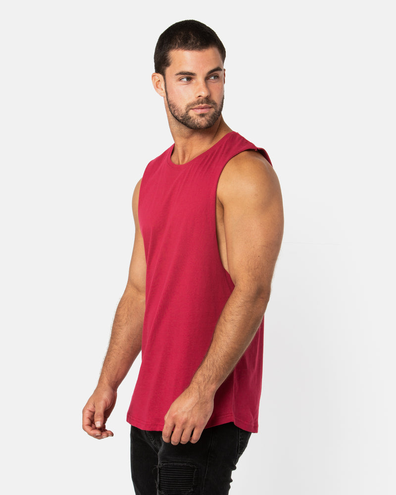 Classic Red Tank