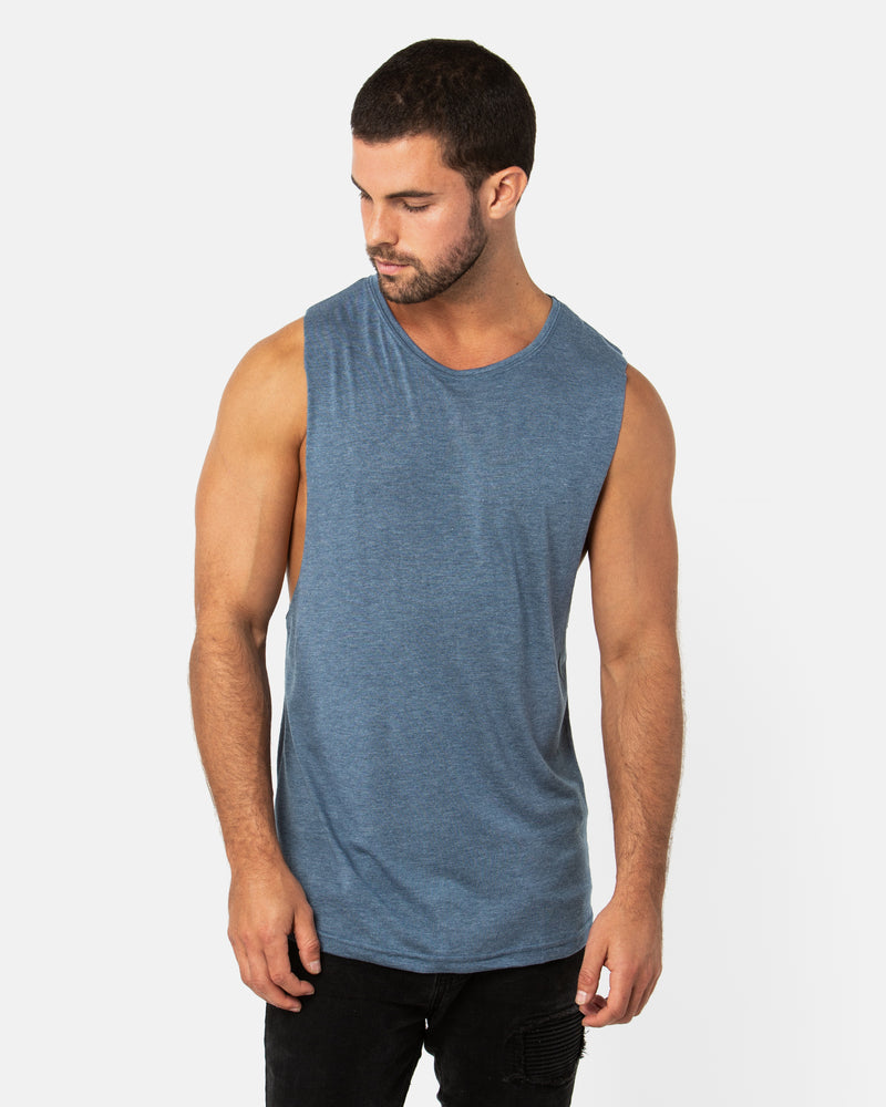 Classic Marble Blue Tank