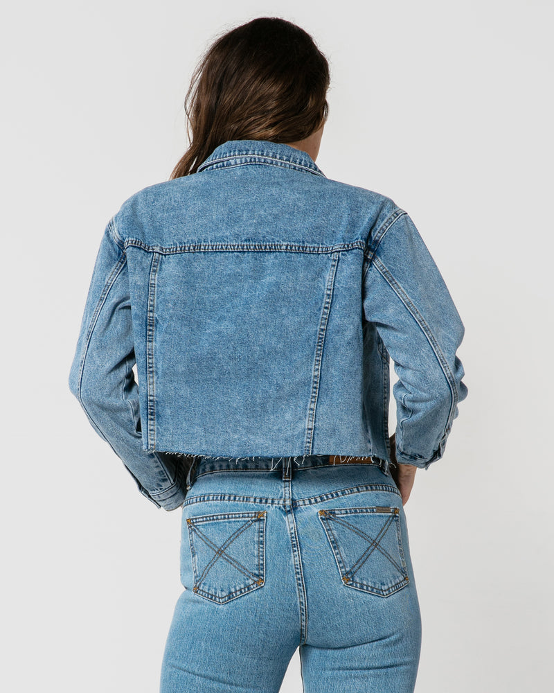 Jenna Denim Jacket