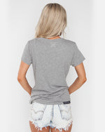 Dreaming Emotion Marble Grey Tee