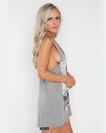 Summer Heights Marble Grey Singlet