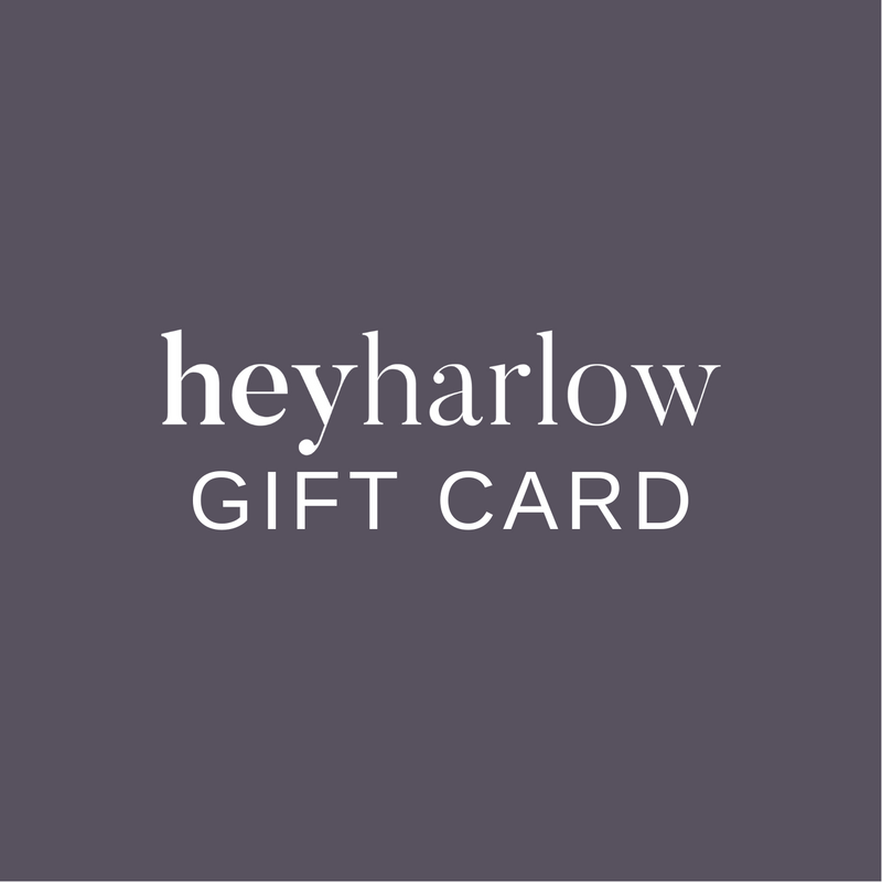 hey harlow digital gift card
