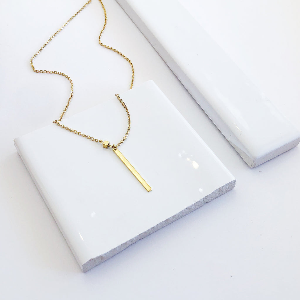 Bronte Gold Necklace