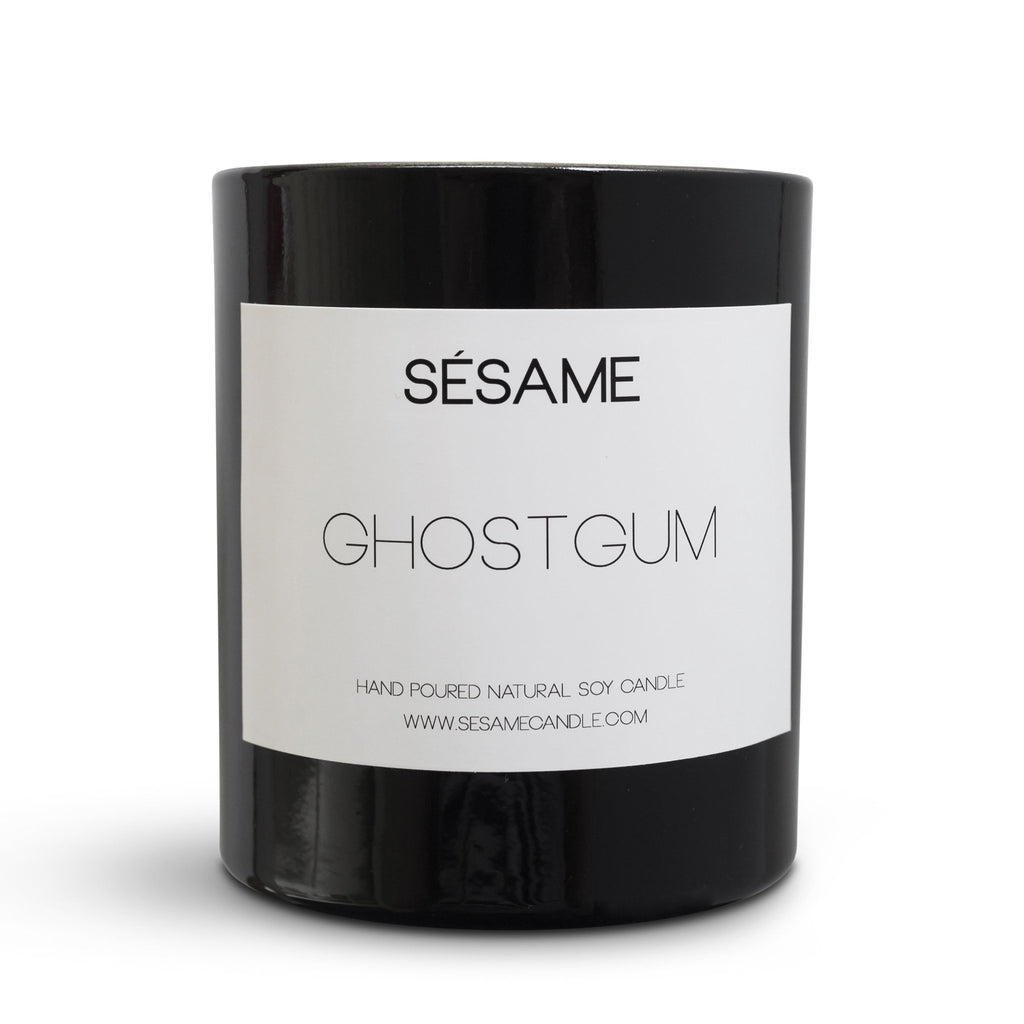 sesame candles - ghostgum scented candle