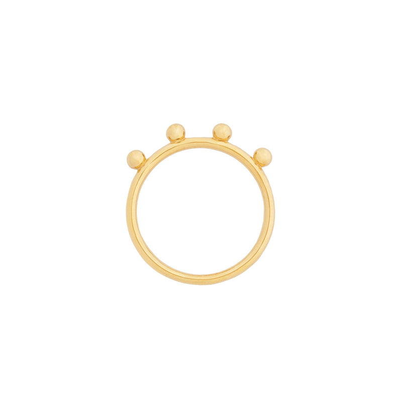 By. G - gold nobu ring