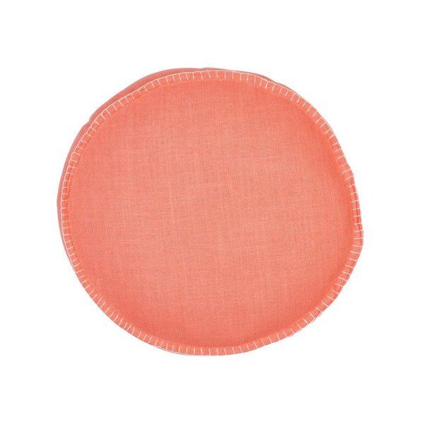 Rylie Round Cushion - Various Colours