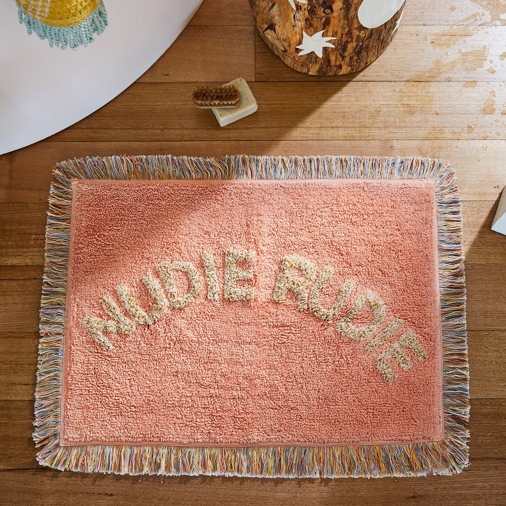 Tula Nudie Rudie Bath Mat - Limited Xmas Edition