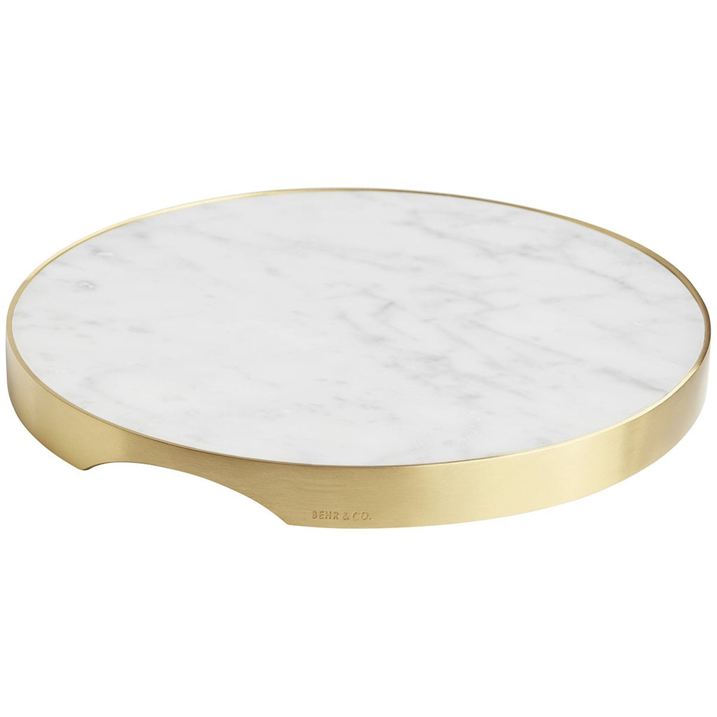 GEO Grazing Board - Brass & Carrara