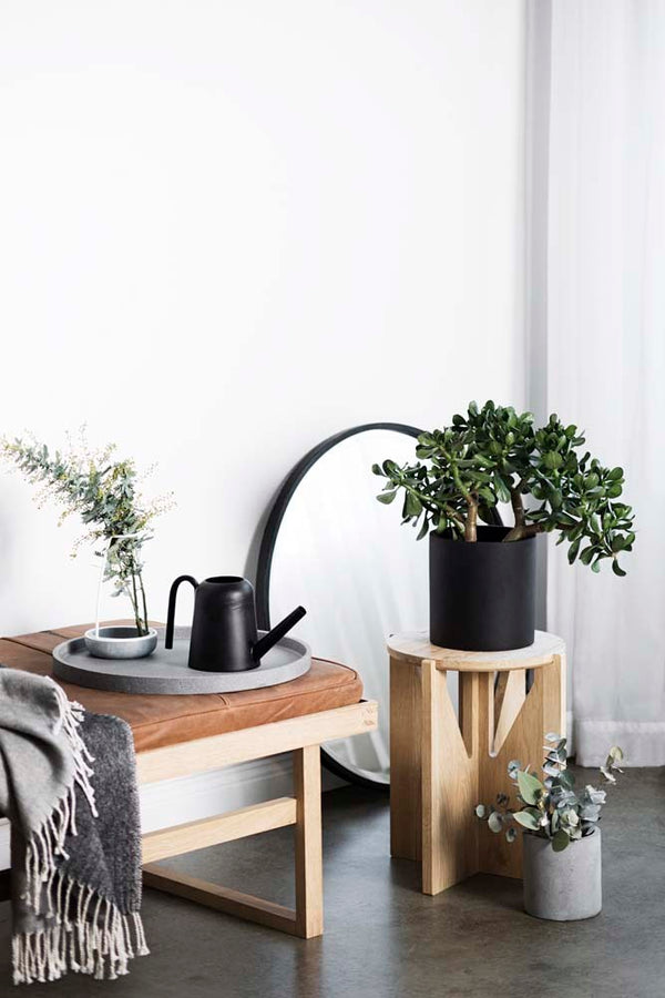 Watering Can - Black