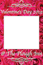 Load image into Gallery viewer, A1 Love Roses Style Selfie Frame 90cm x 60cm