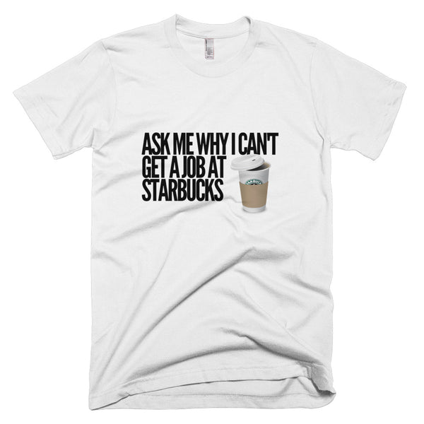 Filthy Rich Felon Starbucks T-Shirt