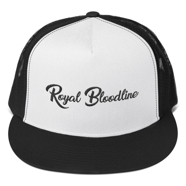 Black Royal Bloodline Trucker Cap