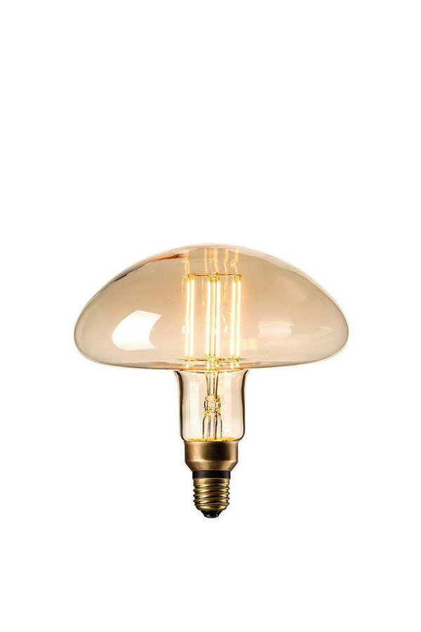 Retrobulbs Λαμπτήρας LED Filament 6W 600lm E27 Gold Dimmable CALGARY 425940 Διακοσμητικοί