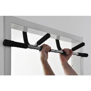 Adjustable Indoor fitness door frame Multifunctional Pull up bar wall Chin up bar Horizontal bar Fitness Equipments for Home HWC