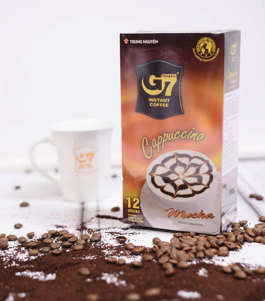 G7 Cappuccino Mocha - 12 Sticks