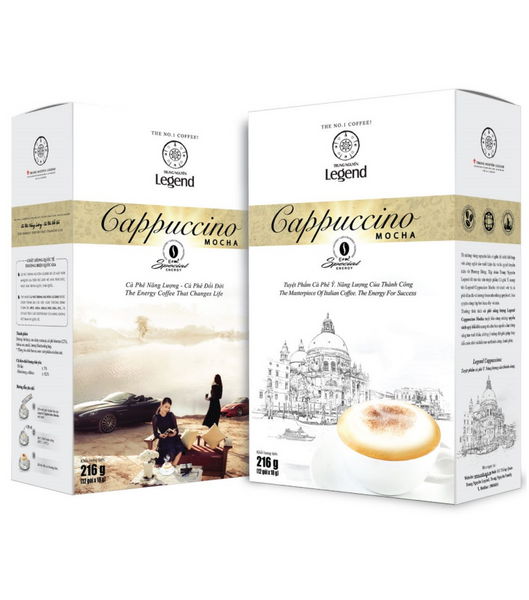 Legend Cappucino Mocha ( 12 portions)