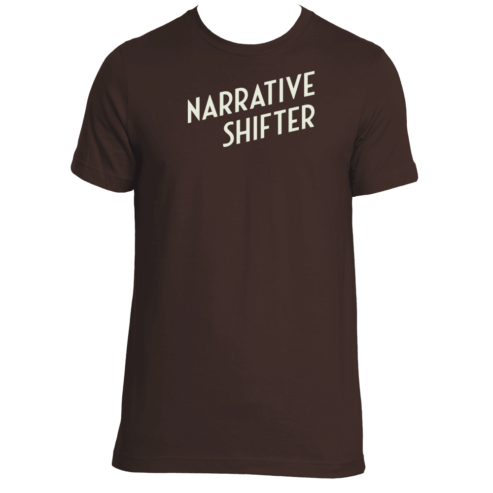 Narrative Shifter - Adult Tee