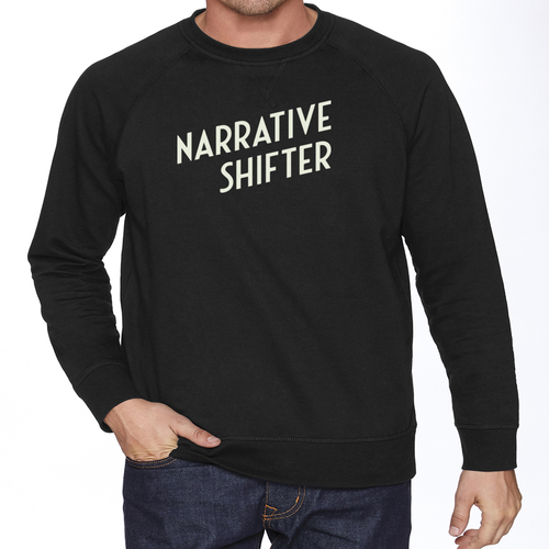 Narrative Shifter - Adult Sweatshirt