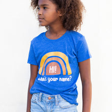 Load image into Gallery viewer, What's Your Name? Youth Tee