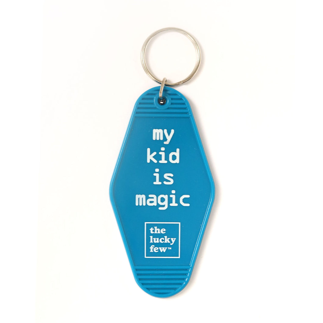 My Kid Magic Keychain | Hotel-Motel Style