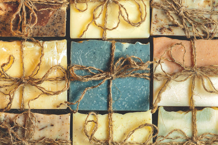 A Soaping Story: Antiquity Bath and Body