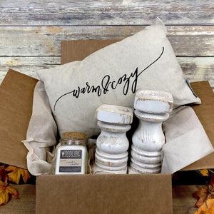 Hart & Hess Subscription Box The Cozy Box- October, 2019