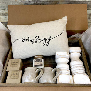 Hart & Hess Subscription Box Premium The Cozy Box- October, 2019 SBOCT2