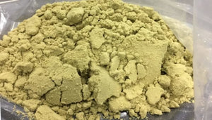 Five pounds (80 ounces) of Premium CBD Hemp Kief wholesale
