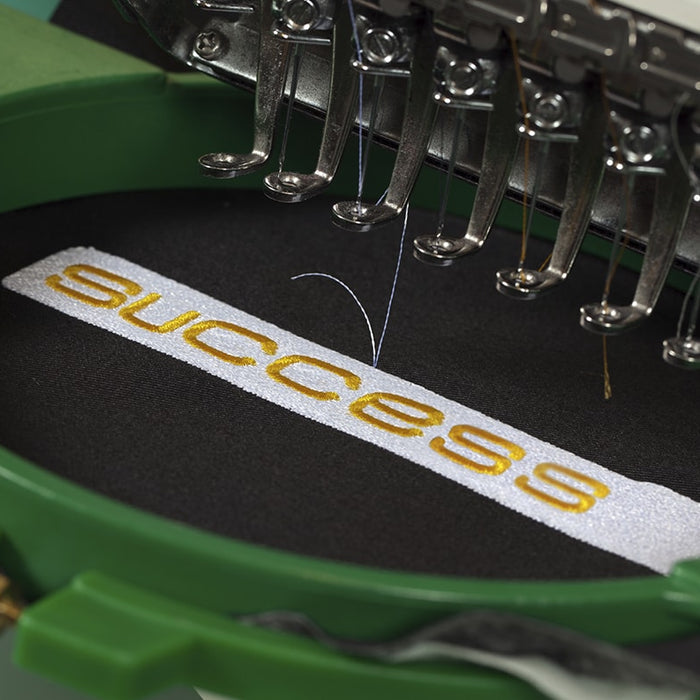 Advice For Machine Embroidery Beginners