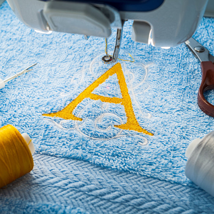Top Tips & Tricks for Embroidering on Terrycloth, Fleece & Fur