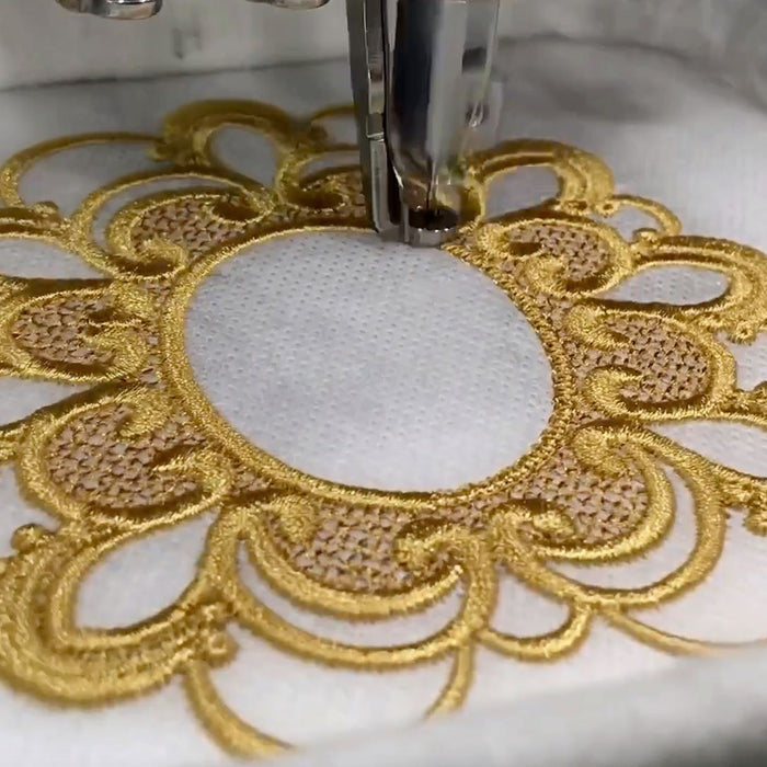 Water Soluble Embroidery Stabilizers WSS
