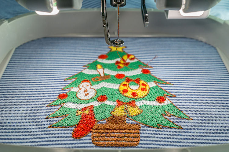 embroidery machine tips and tricks