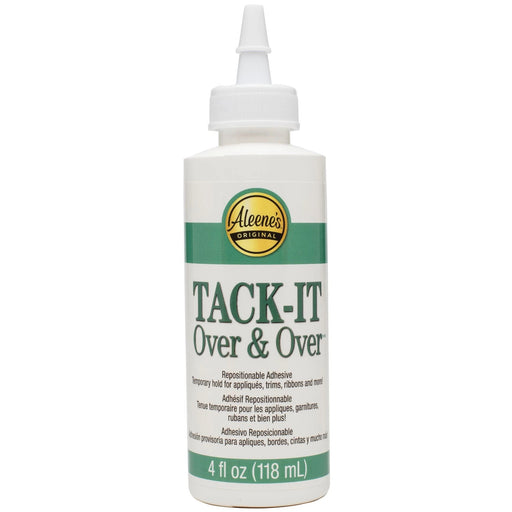 Aleene's Tack it Over and Over Glue - 4 oz