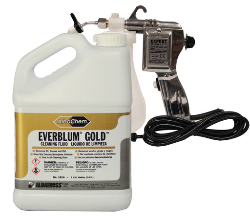 1810R AlbaChem EVERBLUM GOLD Cleaning Fluid