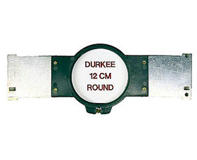 "Durkee Janome MB-4 Compatible Hoop: 12cm (4.5"") Round - 360 Sewing Field"