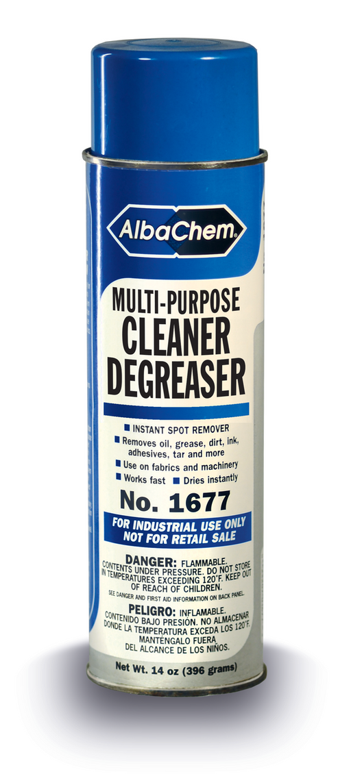 AlbaChem 1677 Multi-Purpose Cleaner Degreaser