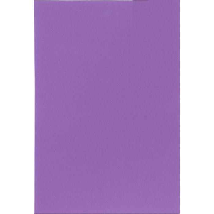 "PuffyStitch Puff Foam for Embroidery - 3mm  12"" x 18"" - Purple"
