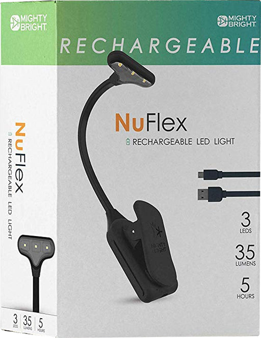 Mighty Bright NuFlex Rechargeable Light