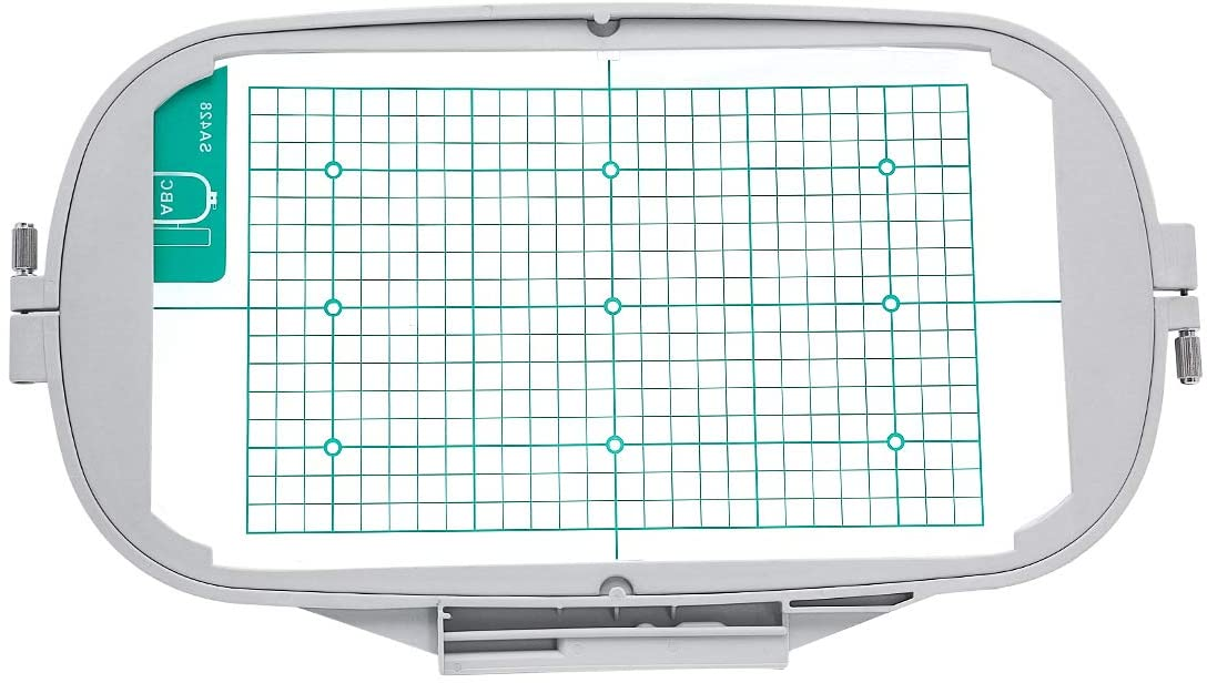 "SA428 (EF65): 6"" x 10"" Large Embroidery Machine Hoop"